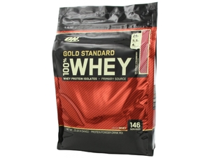 Фото: Протеин 100% Whey Protein Gold Standart 4,54кг